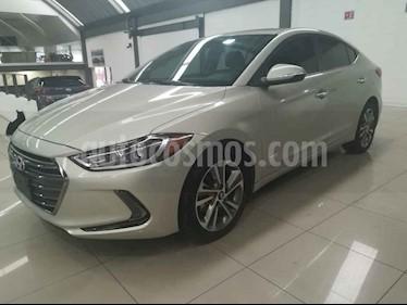 Foto Hyundai Elantra Limited Tech Navi Aut usado (2018) color Blanco precio $282,000