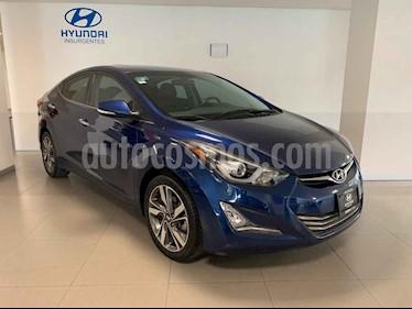 Foto Hyundai Elantra Limited Tech Navi Aut usado (2016) color Azul precio $225,000
