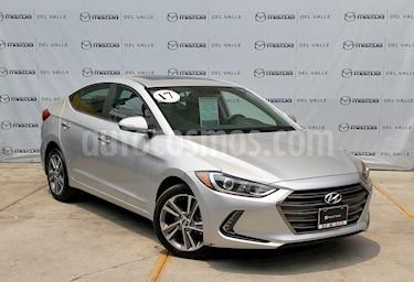 Foto venta Auto usado Hyundai Elantra Limited Tech Navi Aut (2017) color Plata precio $280,000