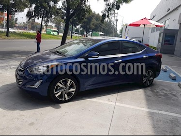 Foto venta Auto Seminuevo Hyundai Elantra Limited Tech Navi Aut (2016) color Azul precio $225,000