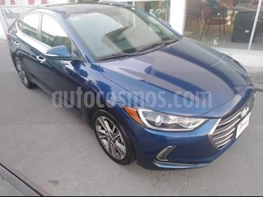 Foto venta Auto usado Hyundai Elantra Limited Tech Navi Aut (2018) color Azul precio $284,000