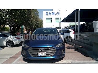 Foto venta Auto Seminuevo Hyundai Elantra LIMITED TECH NAVI (2017) color Azul precio $279,900