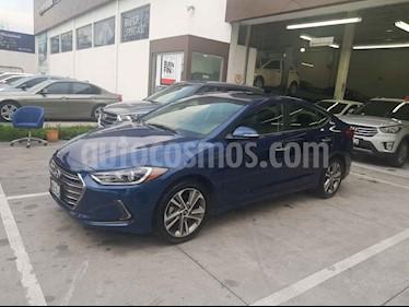 Foto Hyundai Elantra Limited Tech Navi Aut usado (2017) color Azul precio $270,000