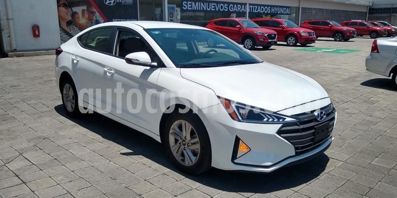 Hyundai Elantra GLS Premium usado (2019) color Blanco precio $283,000