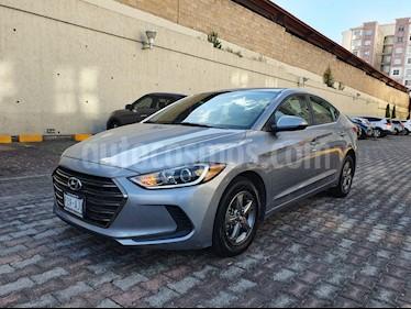 Hyundai Elantra GLS Aut usado (2017) color Gris precio $147,900