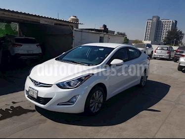 Hyundai Elantra GLS Aut usado (2015) color Blanco precio $189,900