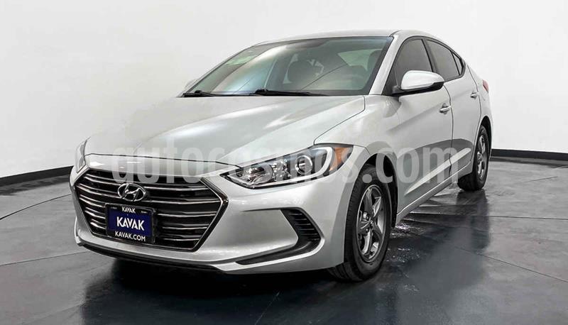 Hyundai Elantra GLS Aut usado (2018) color Plata precio $244,999