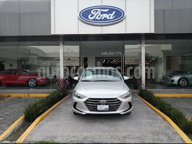 Hyundai Elantra GLS Aut usado (2018) color Plata precio $223,000
