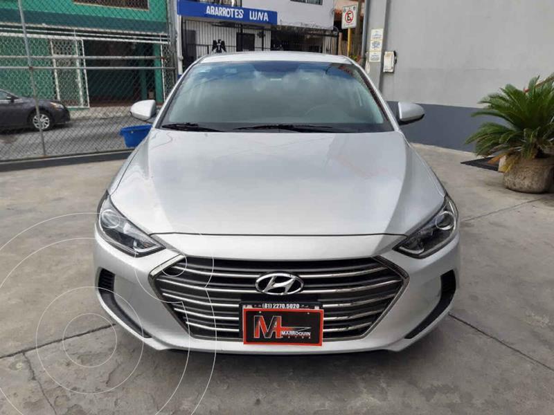 Foto Hyundai Elantra GLS Aut usado (2018) color Plata precio $235,000