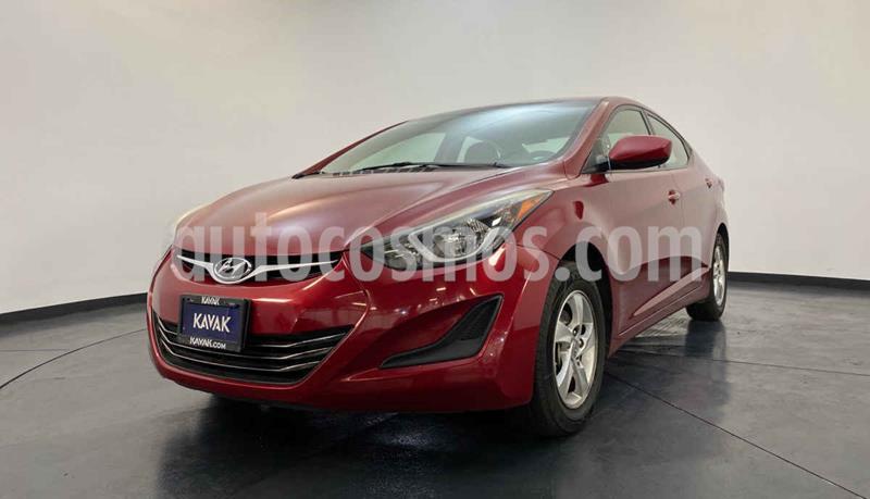 Hyundai Elantra GLS Aut usado (2015) color Rojo precio $164,999