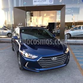 Hyundai Elantra GLS Premium usado (2018) color Azul precio $270,000