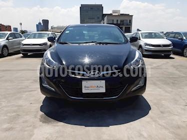 Hyundai Elantra GLS Premium Aut usado (2015) color Negro precio $159,000