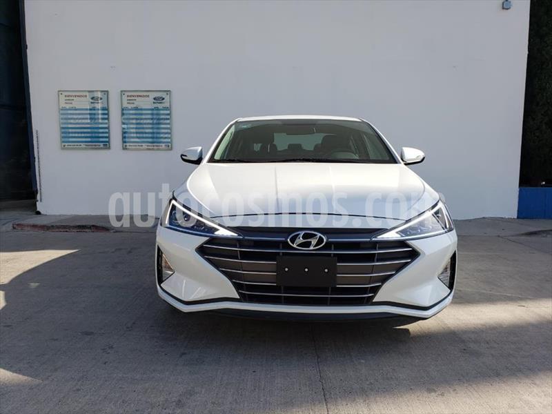 Hyundai Elantra Limited Tech Navi Aut usado (2019) color Blanco precio $320,000
