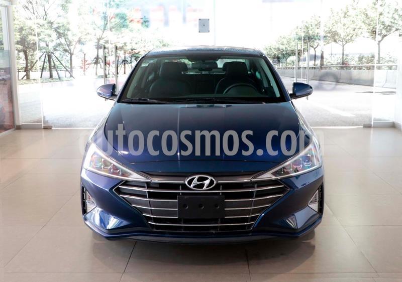 Hyundai Elantra Limited Tech Navi Aut usado (2019) color Azul precio $320,000