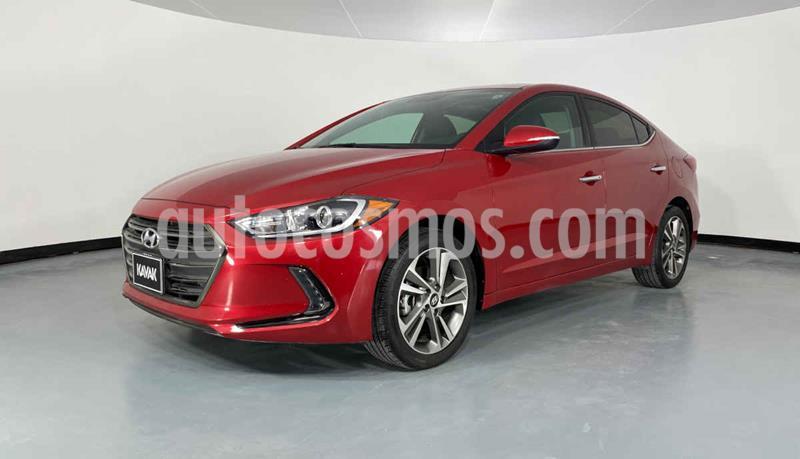 Hyundai Elantra Limited Tech Navi Aut usado (2018) color Rojo precio $282,999