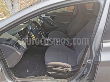 Hyundai Elantra GLS Premium Aut usado (2016) color Plata precio $165,000