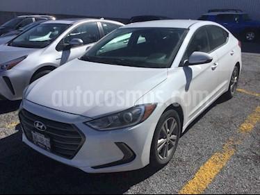 Hyundai Elantra GLS Premium Aut usado (2018) color Blanco precio $280,000