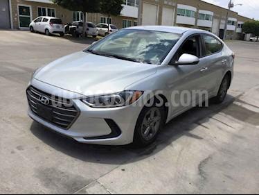 Hyundai Elantra GLS Aut usado (2018) color Plata precio $96,000
