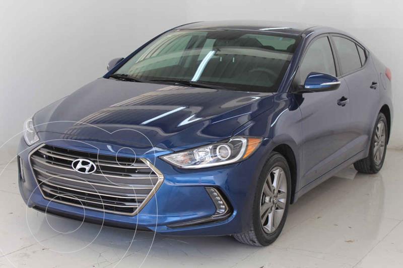Foto Hyundai Elantra GLS Premium Aut usado (2018) color Azul precio $285,000