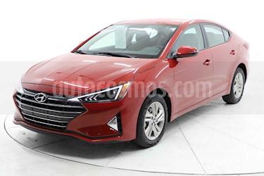 Hyundai Elantra 4p GLS Premium L4/2.0 Aut usado (2019) color Rojo precio $318,000