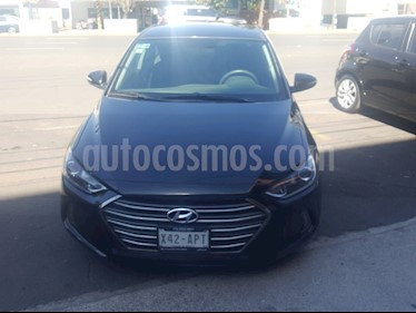 Hyundai Elantra GLS Premium usado (2017) color Negro precio $225,000