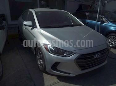 Hyundai Elantra GLS usado (2018) color Plata precio $245,000