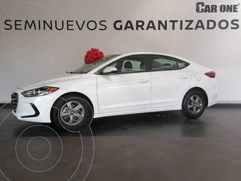 Foto Hyundai Elantra GLS Aut usado (2018) color Blanco precio $229,900