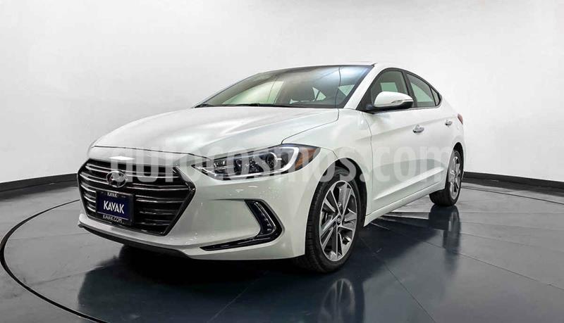 Hyundai Elantra Limited Tech Navi Aut usado (2017) color Blanco precio $237,999