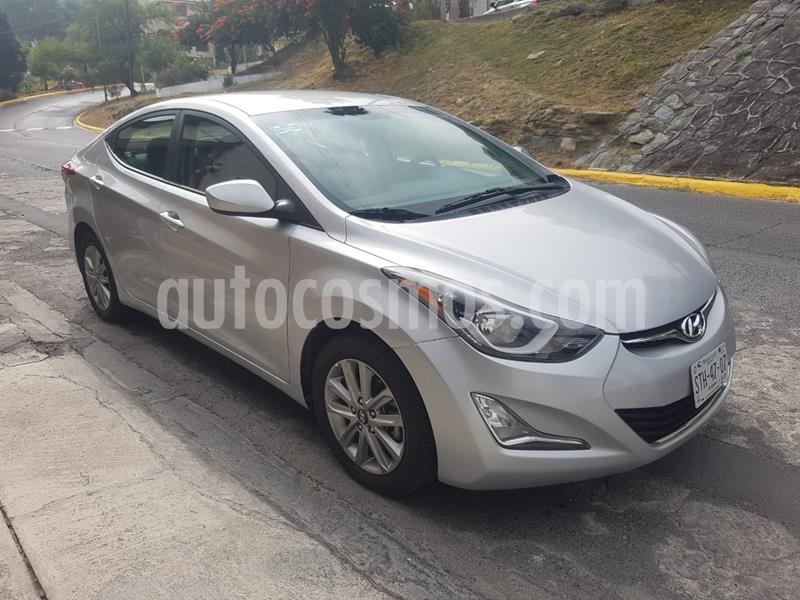 Hyundai Elantra GLS Premium Aut usado (2016) color Plata precio $176,000