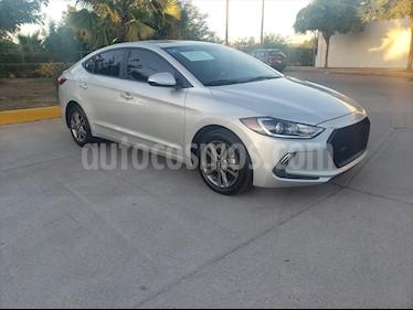 Hyundai Elantra GLS Aut usado (2017) color Blanco precio $218,000