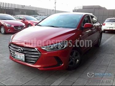 Foto Hyundai Elantra GLS Aut usado (2017) color Rojo precio $210,000