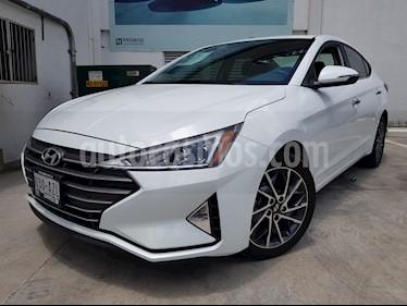 Hyundai Elantra Limited Tech Aut usado (2019) color Blanco precio $319,900