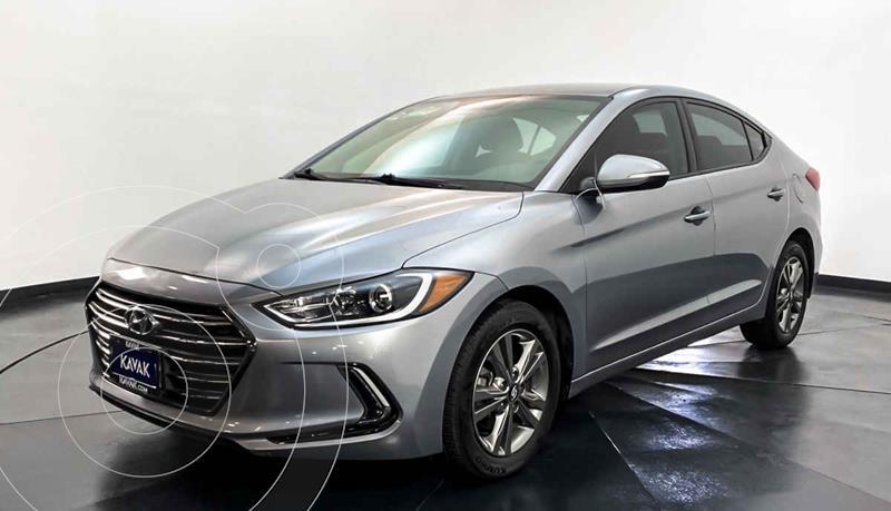 Hyundai Elantra GLS Premium Aut usado (2017) color Gris precio $219,999
