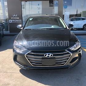 Hyundai Elantra GLS Aut usado (2018) color Negro precio $250,000