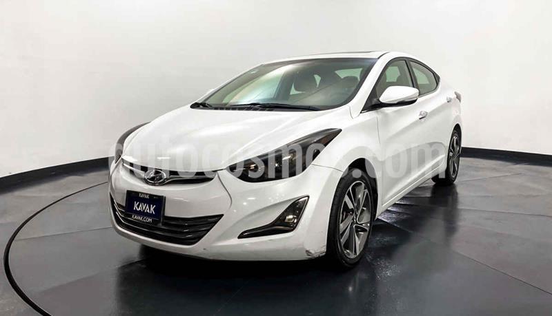 Hyundai Elantra Limited Tech Aut usado (2015) color Blanco precio $184,999