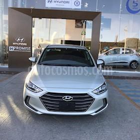 Hyundai Elantra GLS Premium usado (2018) color Gris precio $270,000
