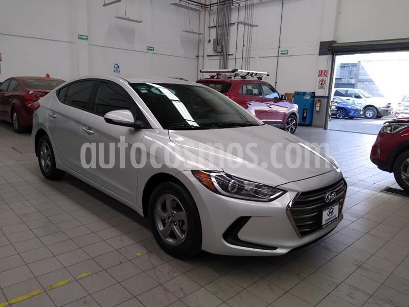 Hyundai Elantra GLS Aut usado (2018) color Plata Dorado precio $225,000
