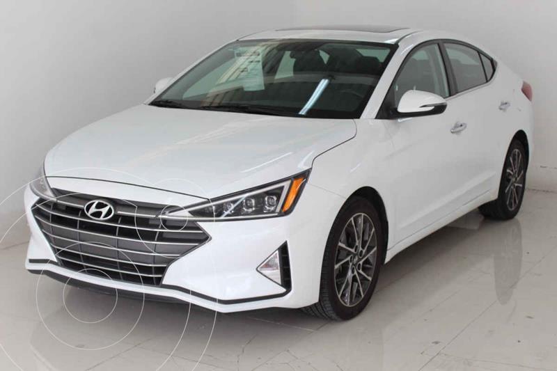Foto Hyundai Elantra Limited Tech Aut usado (2019) color Blanco precio $349,000
