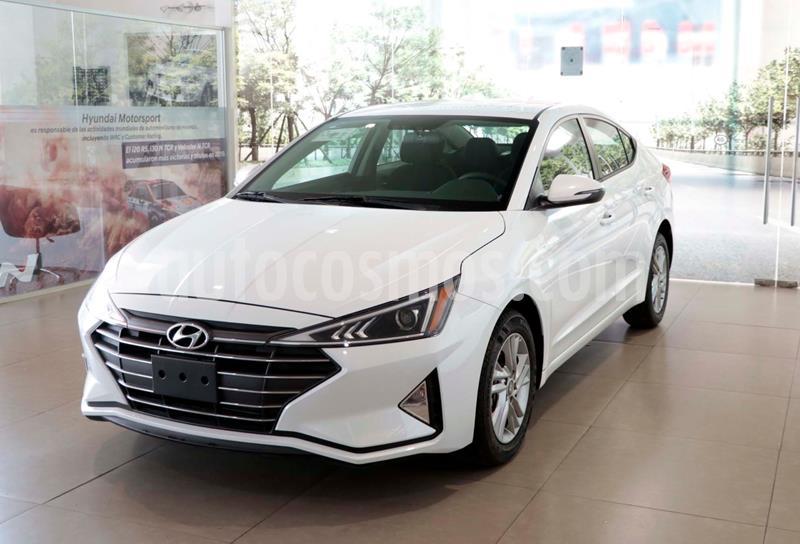 Hyundai Elantra GLS Premium usado (2019) color Blanco precio $281,200