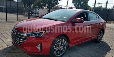 Hyundai Elantra Limited Tech Navi Aut usado (2019) color Rojo precio $353,000