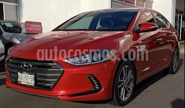 Hyundai Elantra Limited Tech Aut usado (2018) color Rojo precio $290,000
