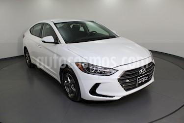 Hyundai Elantra GLS usado (2018) color Blanco precio $179,000