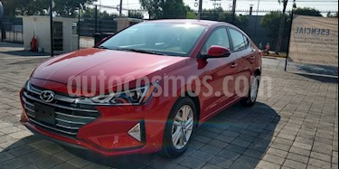Hyundai Elantra GLS Premium Aut usado (2019) color Rojo precio $290,000