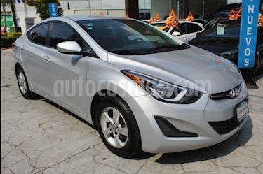 Foto Hyundai Elantra GLS Aut usado (2016) color Plata precio $189,000