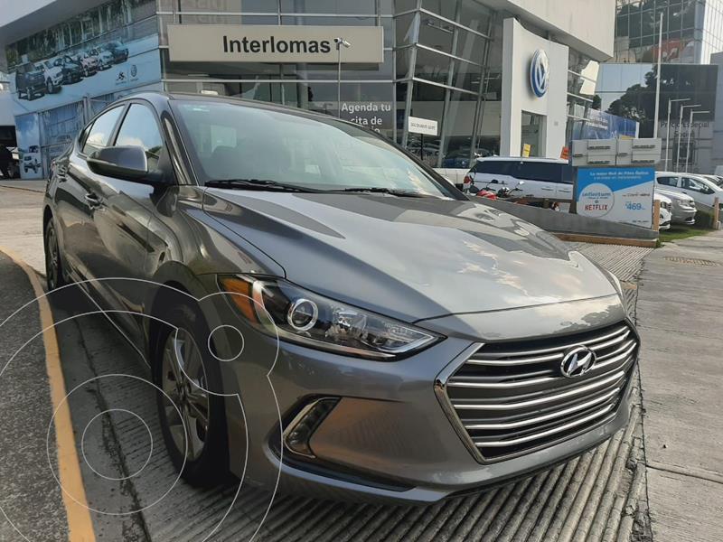 Foto Hyundai Elantra GLS Premium usado (2018) color Gris precio $239,000
