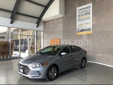 Hyundai Elantra GLS Aut usado (2017) color Plata precio $249,000