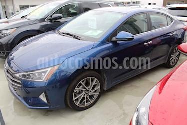 Hyundai Elantra Limited Tech Aut usado (2019) color Azul precio $369,000