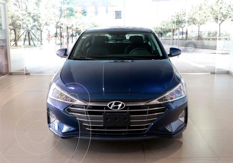 Foto Hyundai Elantra Limited Tech Navi Aut usado (2019) color Azul precio $316,000