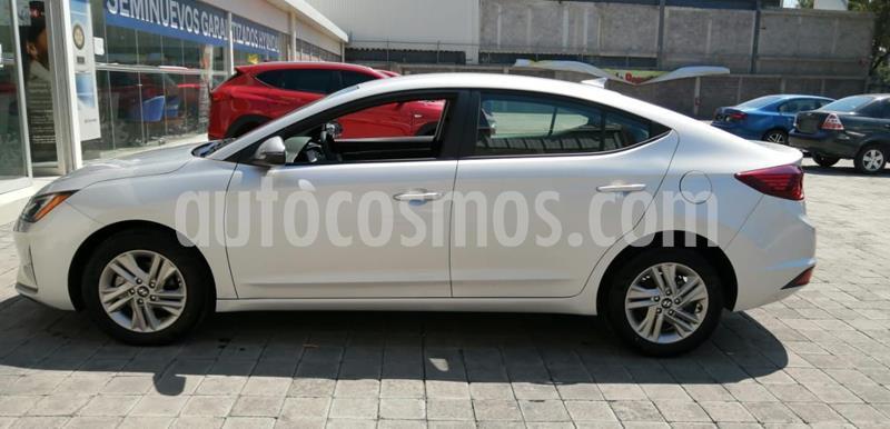Hyundai Elantra GLS Premium usado (2019) color Plata Dorado precio $283,000