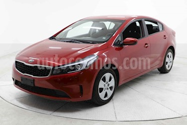 Hyundai Elantra 4p GLS L4/2.0 Aut usado (2018) color Rojo precio $188,000